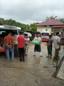 Bantuan Logistik Untuk Korban Banjir 1