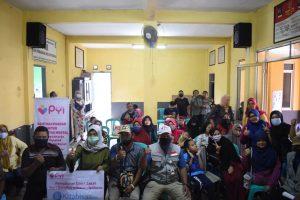 Bantuan Pangan Untuk Penyandang Disabilitas Desa Ciptaharja
