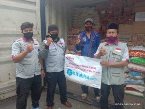 Peduli Bencana Sulawesi Barat dan Kalimantan Selatan