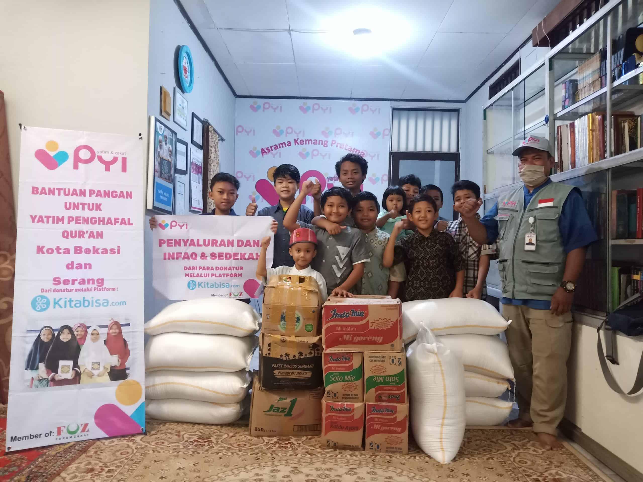Bantuan pangan yatim