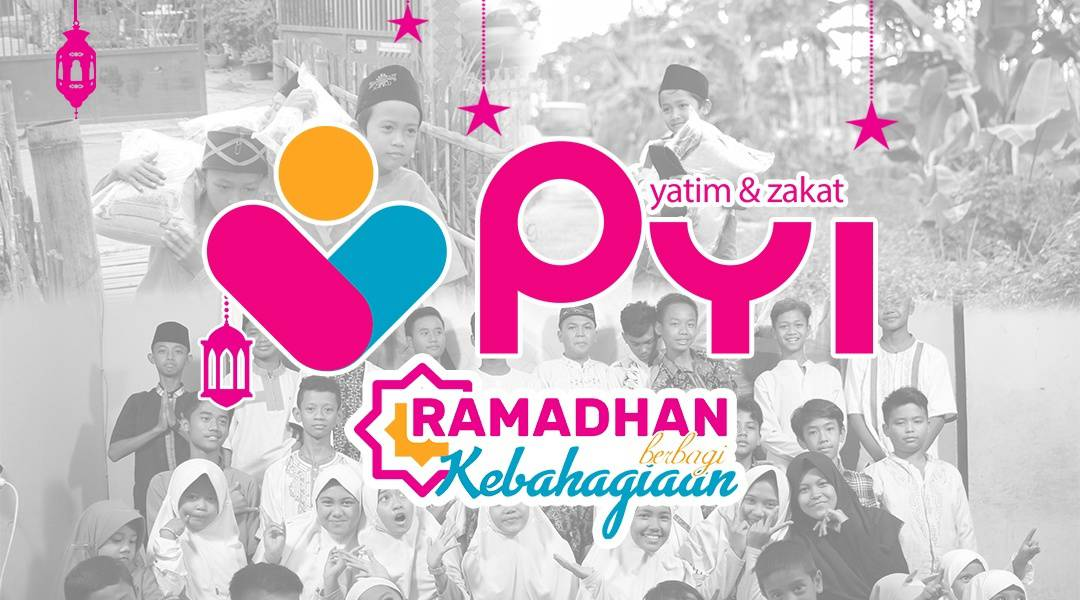 Marhaban Ya Ramadhan, Ramadhan Berbagi Kebahagiaan