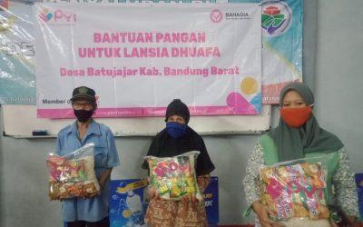 PYI Salurkan Program Harapan Bagi Dhuafa Dengan Bantuan Sembako